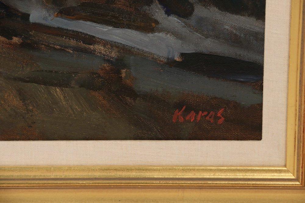 "MICHAEL KARAS (Contemporary Okatie, SC) - ""September - 3"