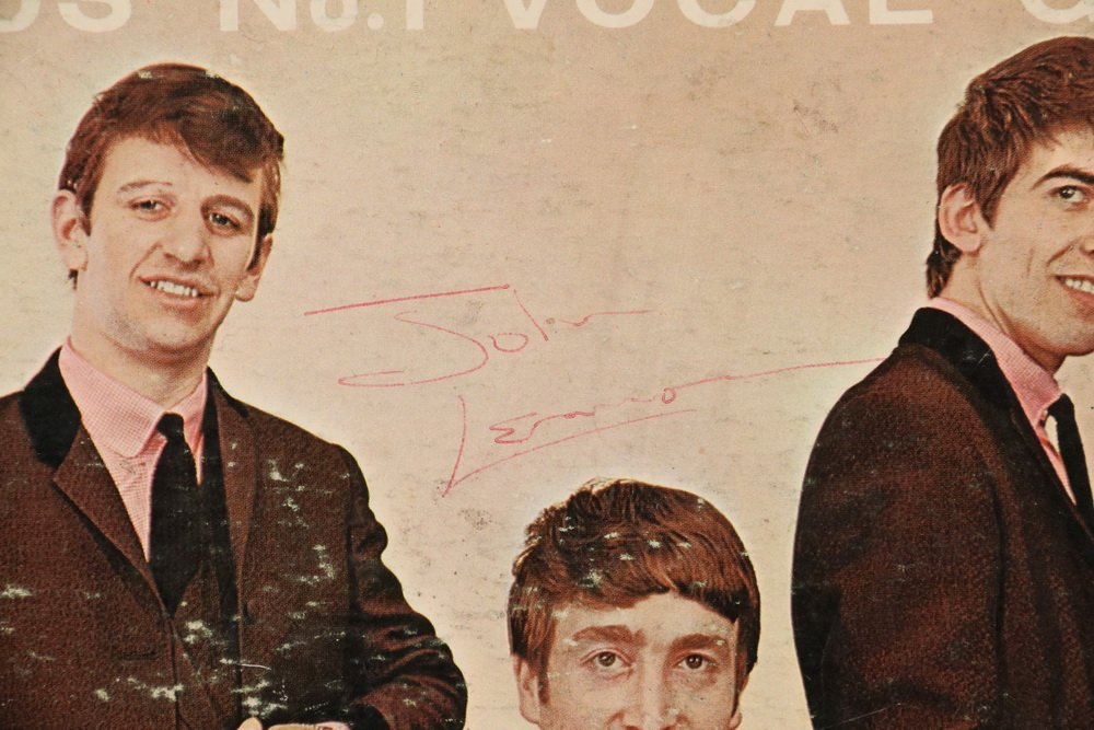 "RAREST OF BEATLES ALBUMS, ""Introducing the Beatles, - 4"