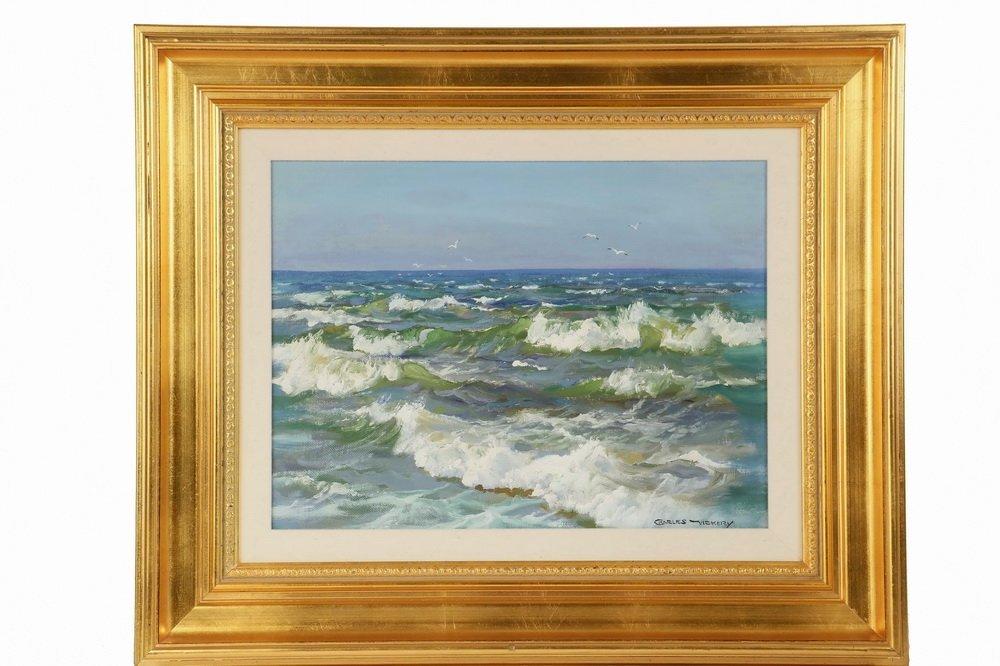 "CHARLES BRIDGEMAN VICKERY (IL, 1913-1998) - ""Fresh"