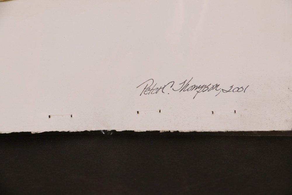 PETER C. THOMPSON (Contemporary Illustrator) - Two - 5