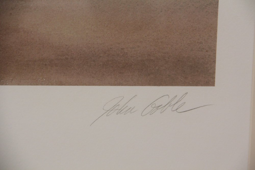 "JOHN GABLE (MA, 1944 - ) - ""Head of the Charles"", - 4"