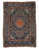 "HAMADAN RUG - 3'5"" x 4'6"" - Northwest Persia, 2nd"