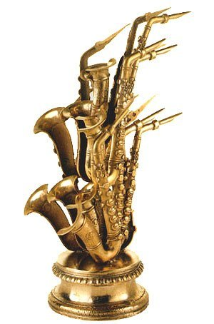 Arman, Signed Original Bronze Sculpture