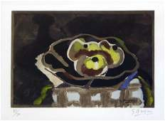 Braque, Georges, Signed Original Lithograph