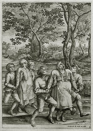Brueghel the Elder, Pieter, Original Engraving