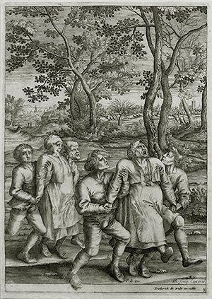 120C: Brueghel the Elder, Pieter, Original Engraving