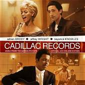 Cadillac Records movie starring Beyonce, Adrien Brody