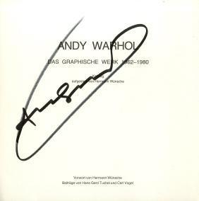 20: ANDY WARHOL - Warhol/Wunsche #2