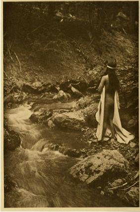 79: EDWARD S. CURTIS - The Maid of Dreams