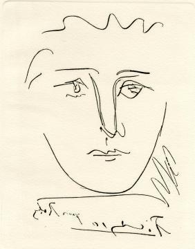 312: PABLO PICASSO - L'Age de Soleil (Pour Roby)
