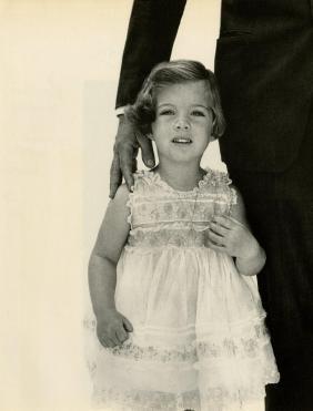 507: RICHARD AVEDON - Caroline Bouvier Kennedy