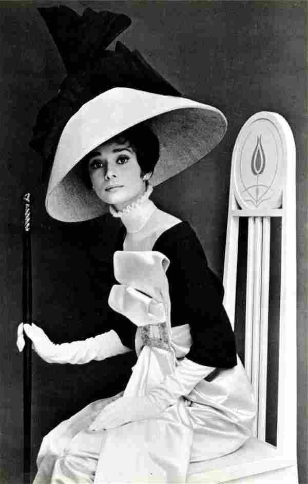 CECIL BEATON - Audrey Hepburn in 'My Fair Lady' #2