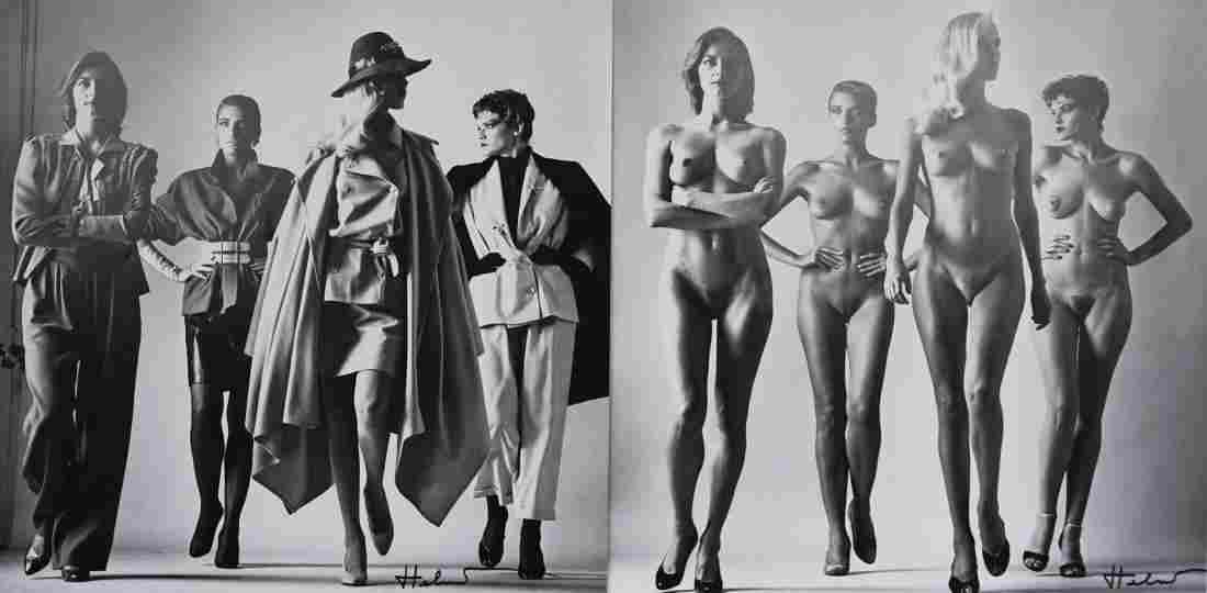 Helmut Newton Sie Kommen Fine art prints Various | Etsy