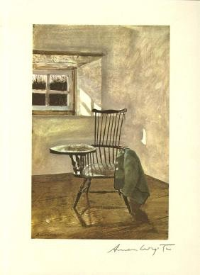 1066: ANDREW WYETH [d'apres] - Early October