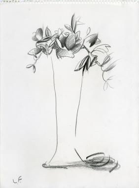 1140: LUCIAN FREUD - Bouquet