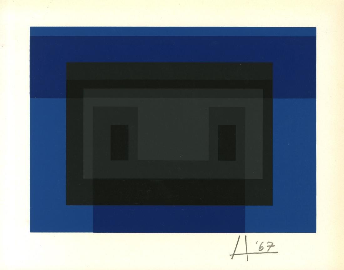 1219: JOSEF ALBERS - Variant VII (miniature edition)