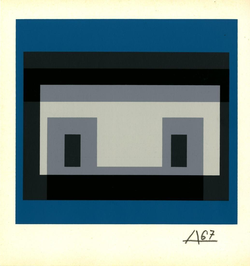 1221: JOSEF ALBERS - Variant IV (miniature edition)