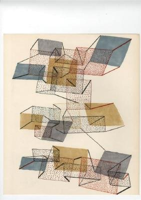 "1343: PAUL KLEE - Sailing City [""Segelnde Stadt""]"