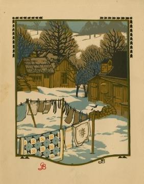 1430: GUSTAVE BAUMANN - November