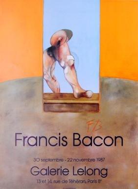 1681: FRANCIS BACON - Etude de tauromachie