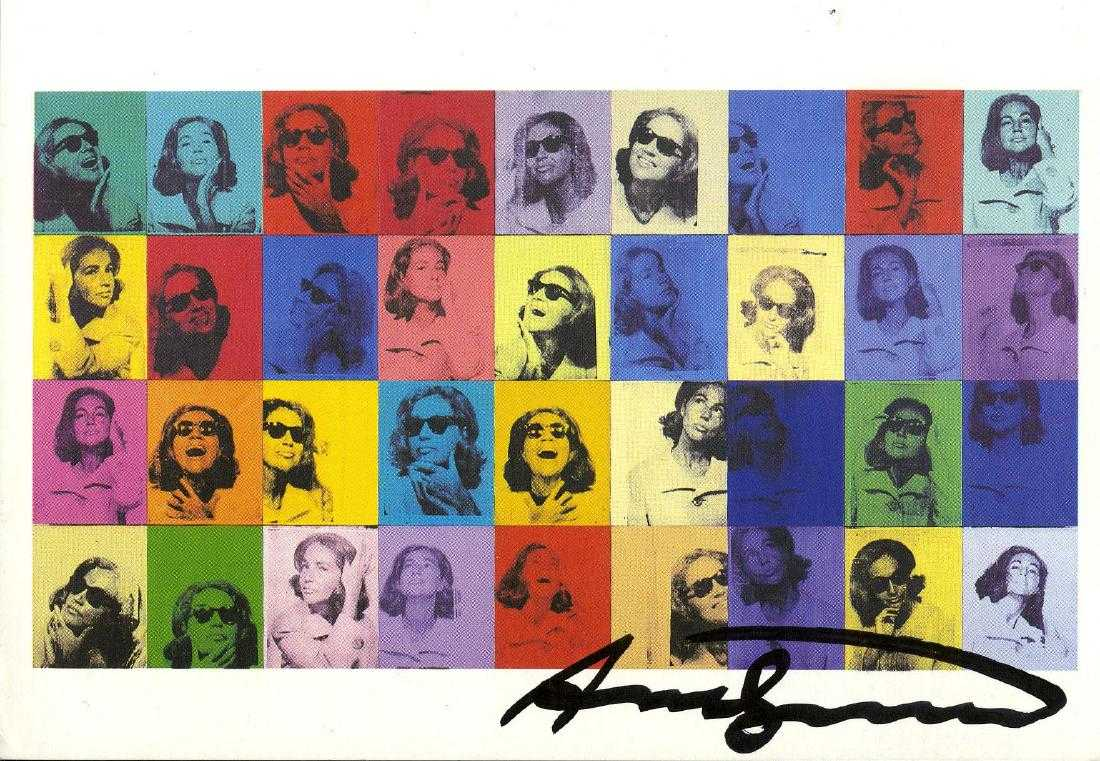 1682: ANDY WARHOL - Ethel Scull 36 Times