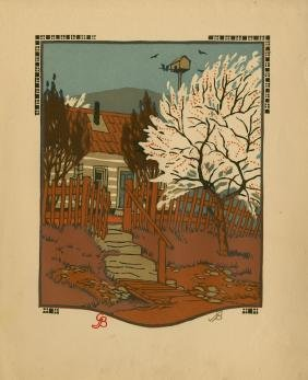 1777: GUSTAVE BAUMANN - April
