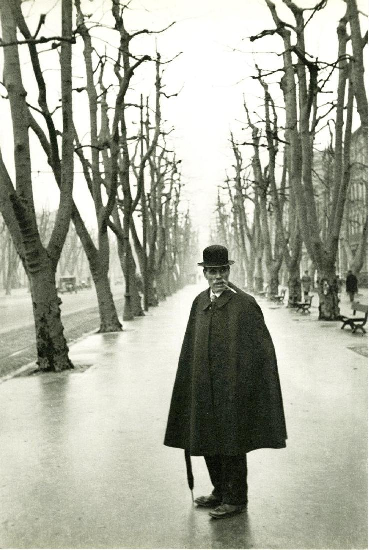 17: HENRI CARTIER-BRESSON - Allees du Prado, Marseilles