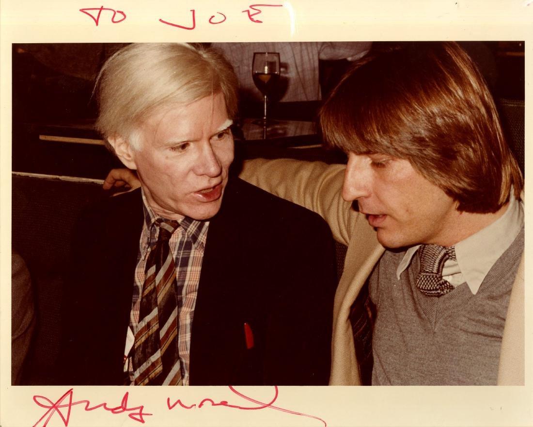 24: ANDY WARHOL - Andy Warhol & Joe Blahut