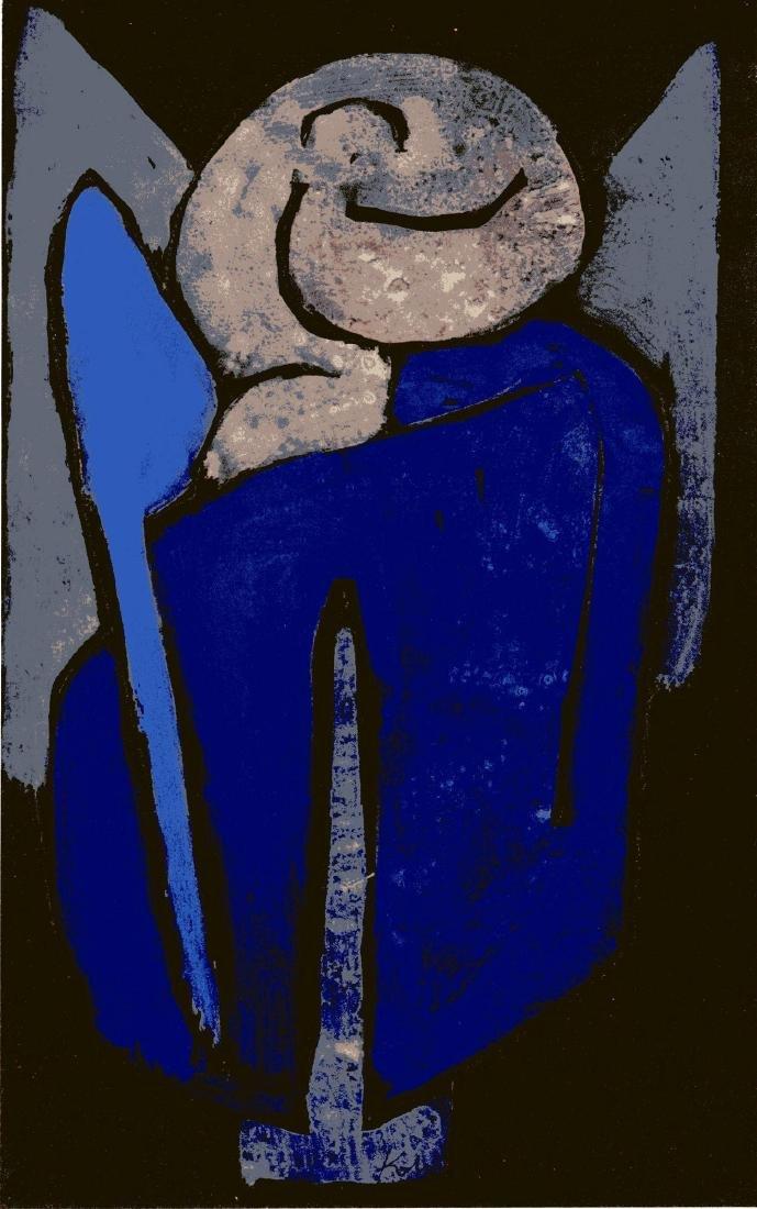 "72: PAUL KLEE - Blossom into Fruit [""Fruchtende Blute""]"