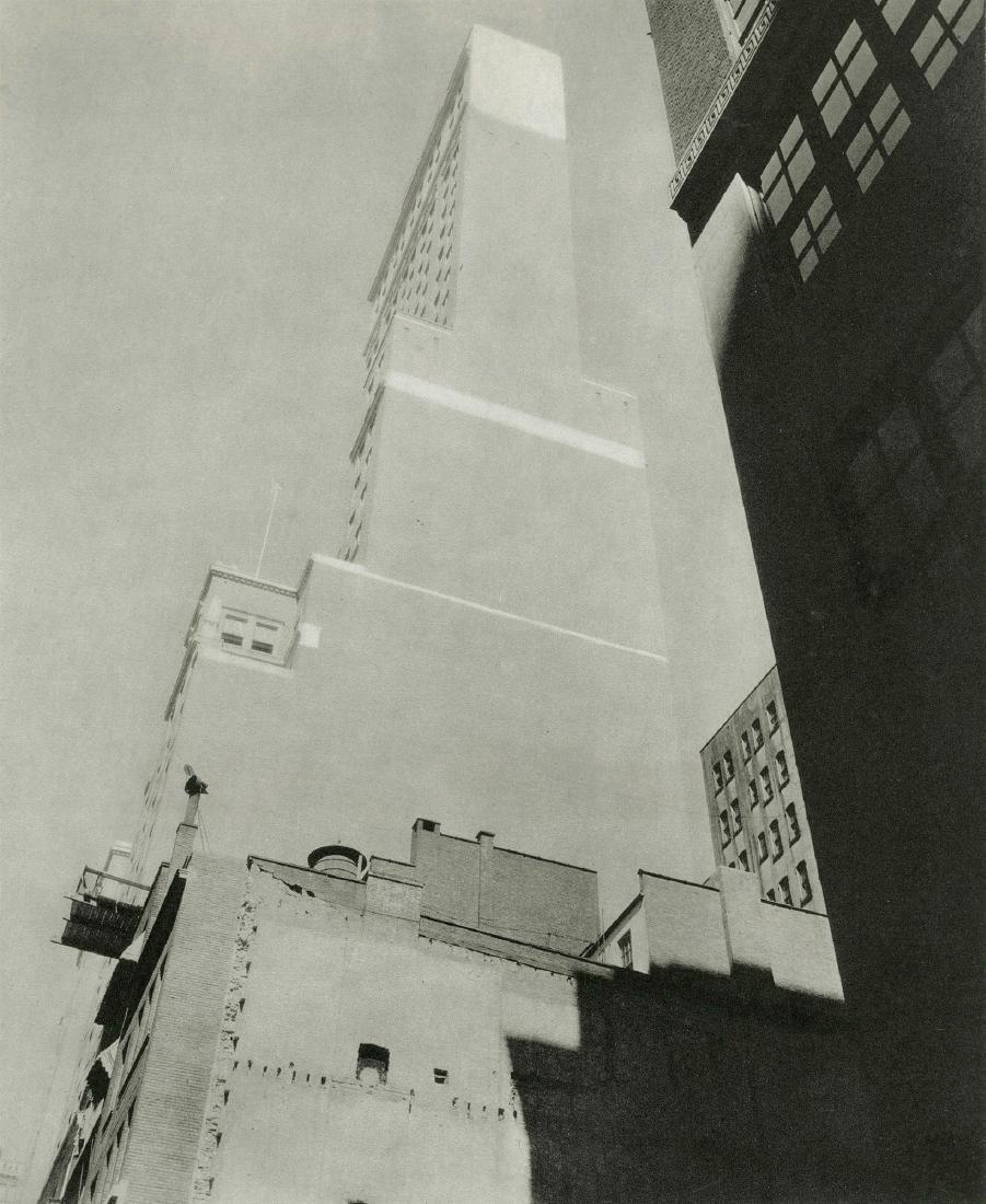 162: CHARLES SHEELER - Delmonico Building