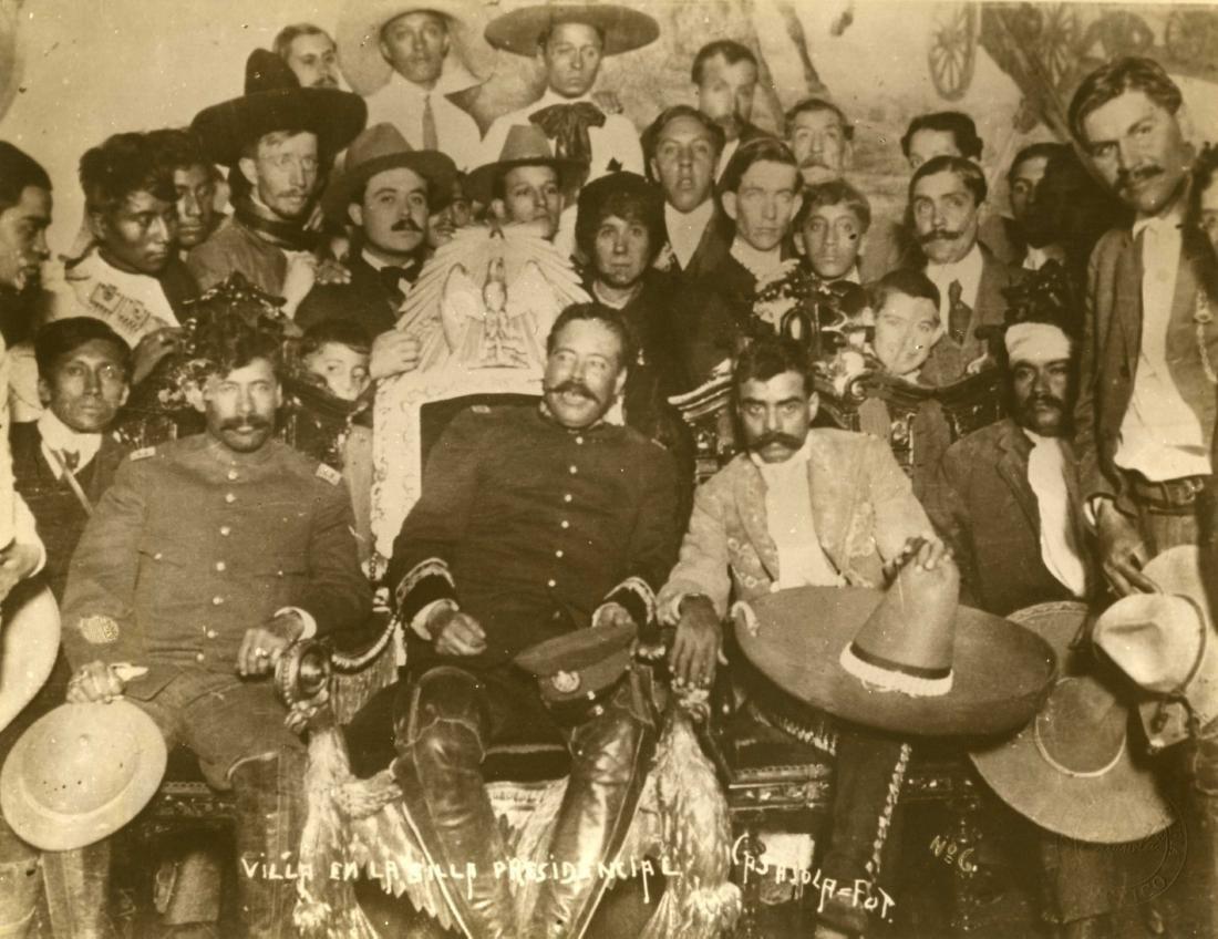 """241: AGUSTIN VICTOR CASASOLA - Francisco """"Pancho"""" Villa"""