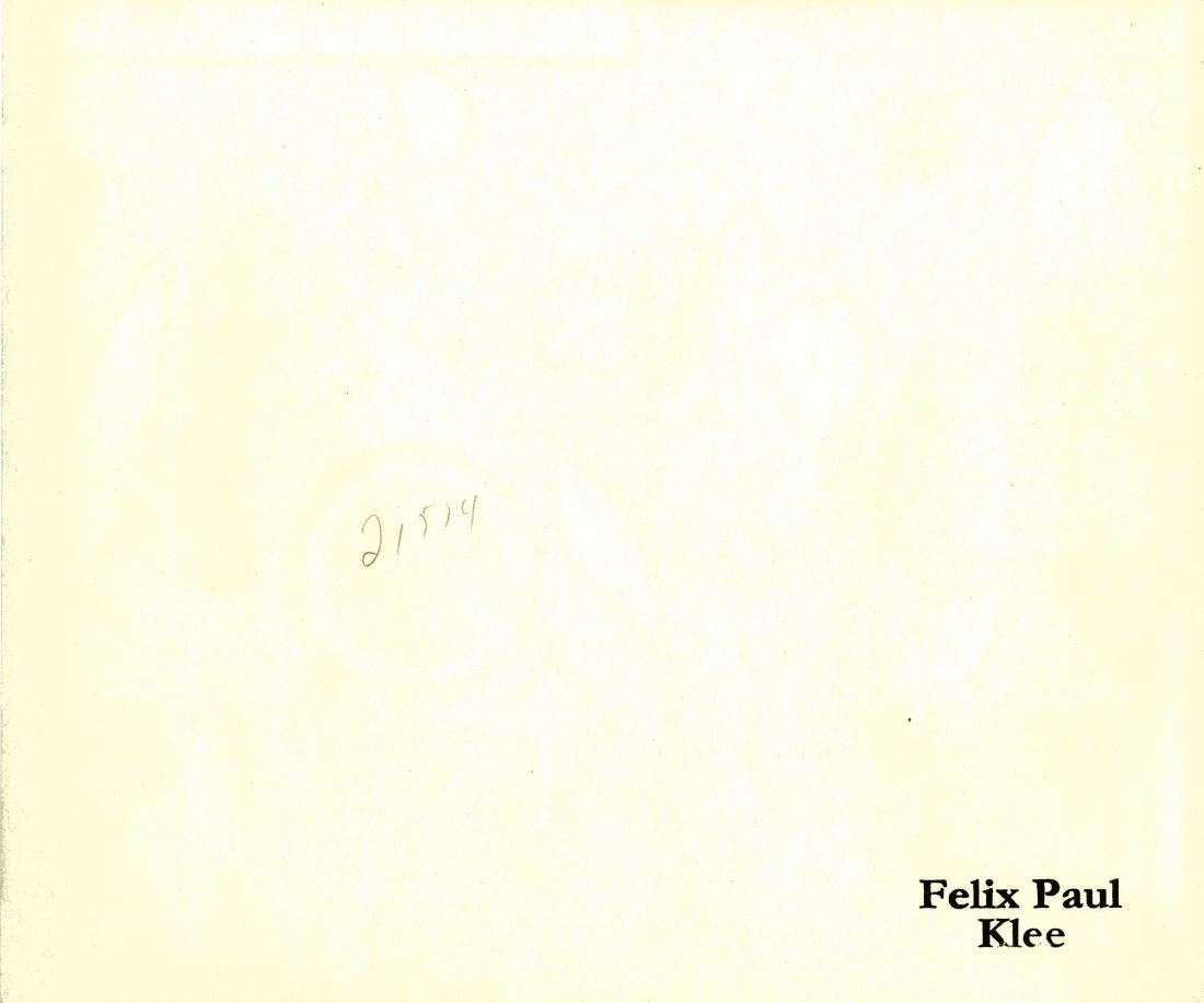 "248: PAUL KLEE - Full Moon in the Garden [""Pleine Lune - 2"