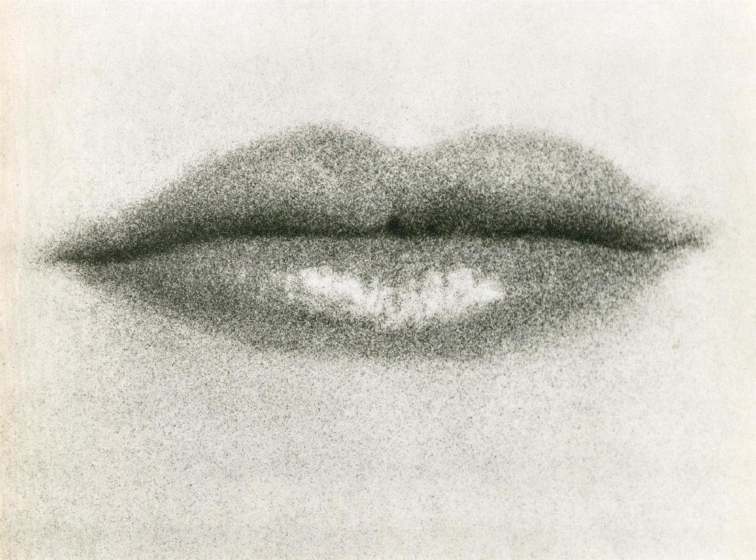 339: MAN RAY - Lips