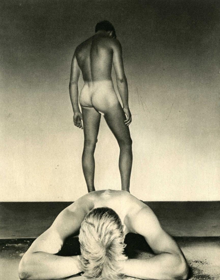 345: GEORGE PLATT LYNES - Male Nudes #06