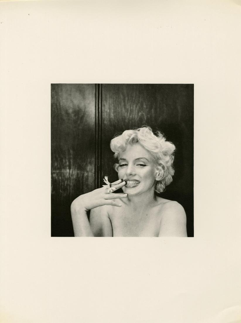 356: CECIL BEATON - Marilyn Monroe 1956 #1