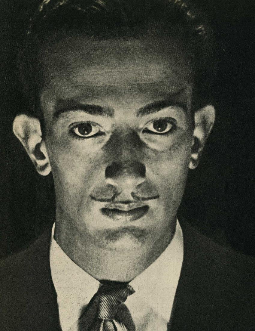 468: MAN RAY - Salvador Dali