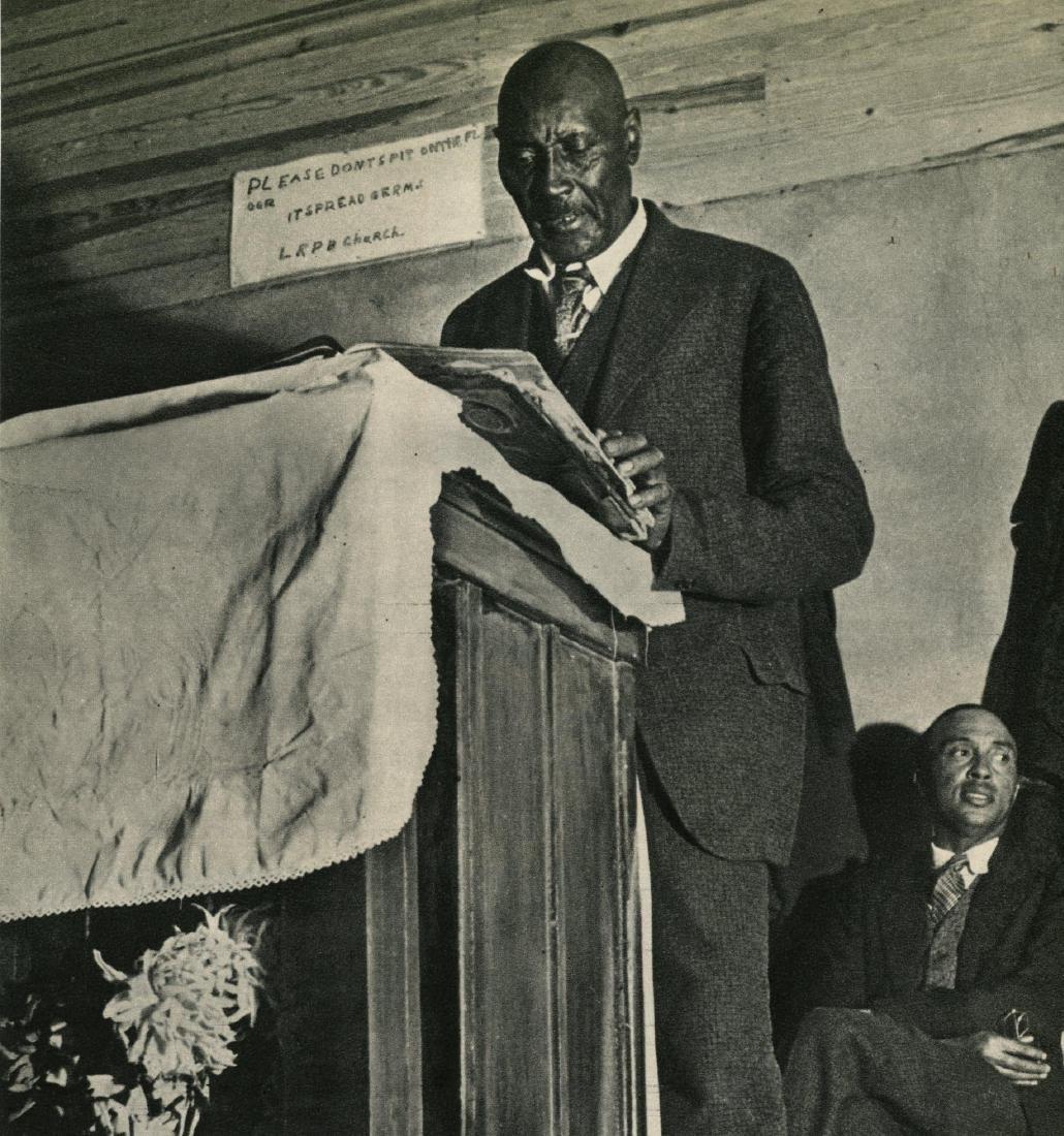 520: MARGARET BOURKE-WHITE - Sunday Sermon, College