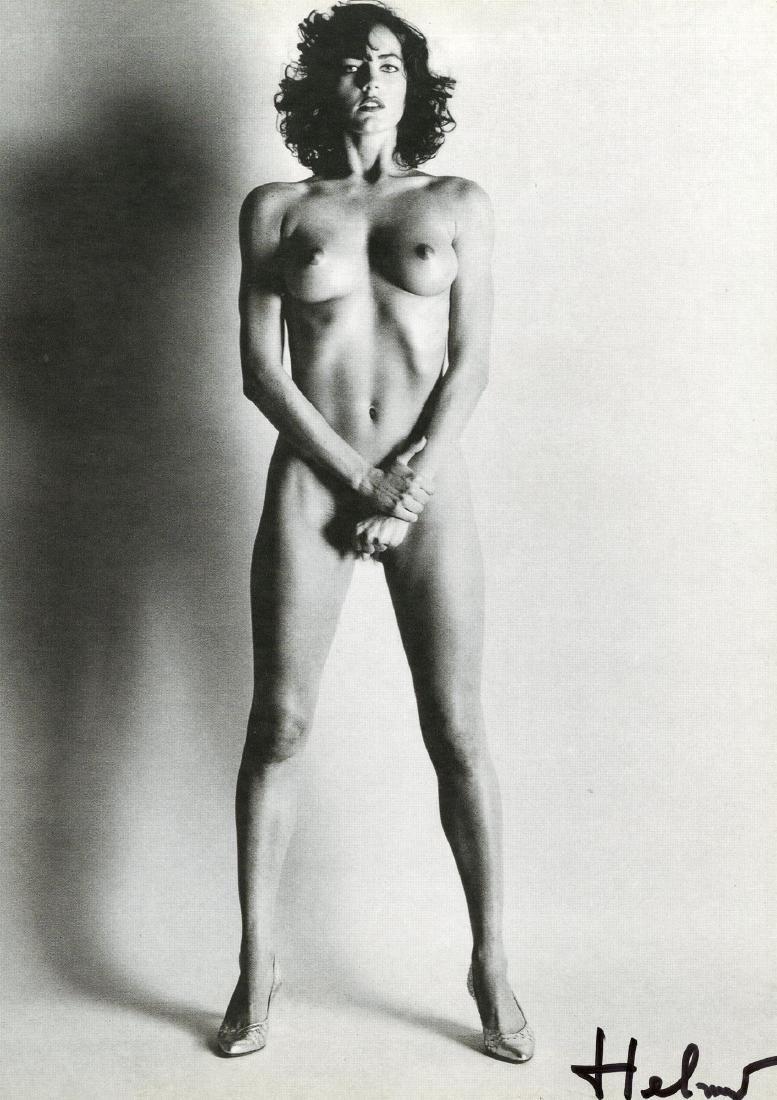 689: HELMUT NEWTON - Big Nude III