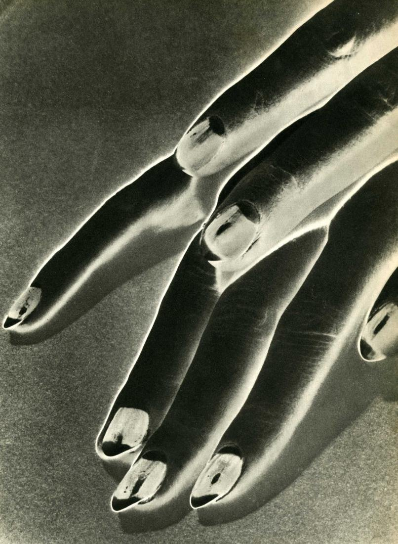 1170: MAN RAY - Study of Hands