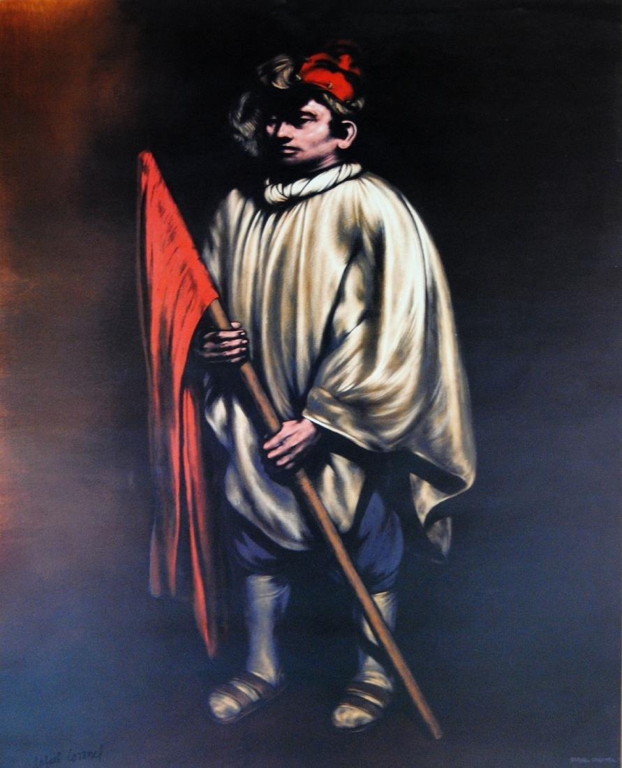 1415: RAFAEL CORONEL - Danzante