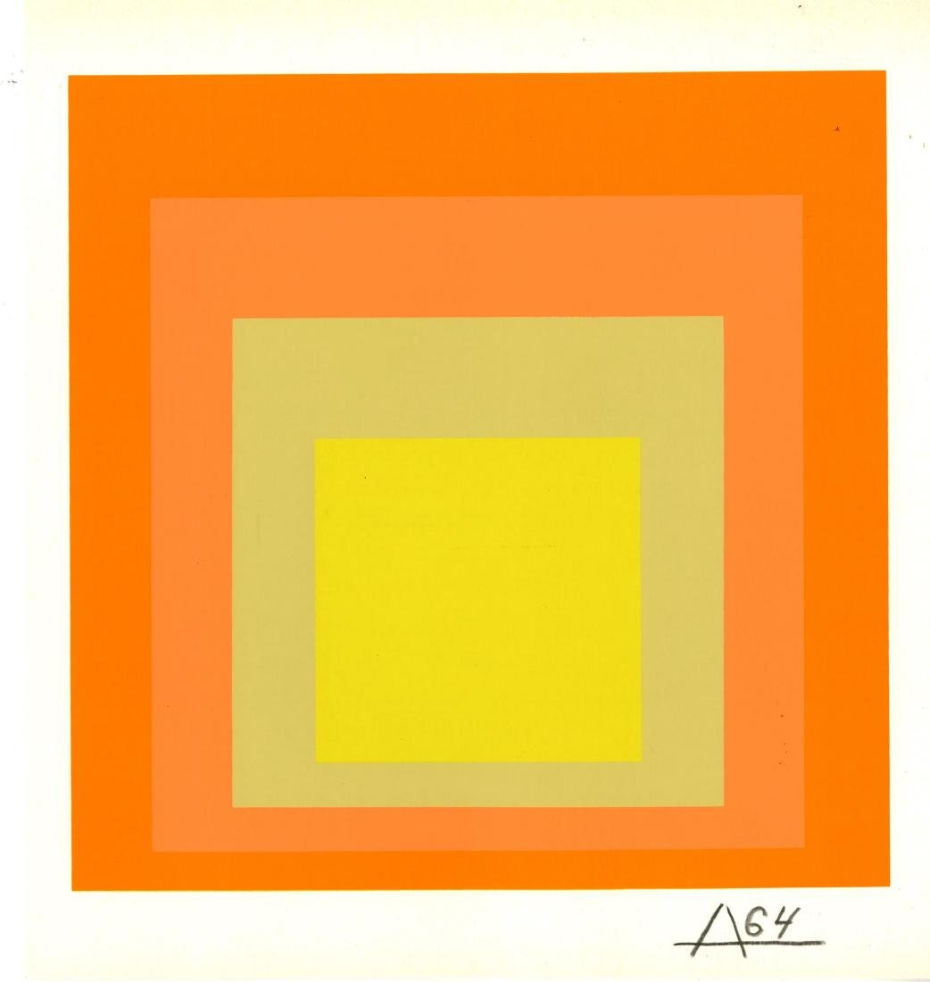 1515: JOSEF ALBERS - Homage to the Square: Hommage au