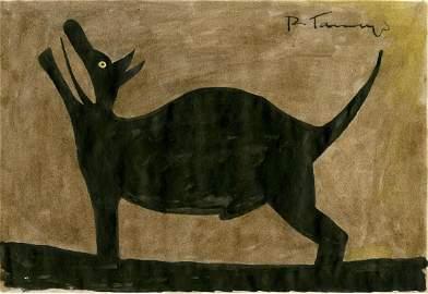 1758: RUFINO TAMAYO - Perro