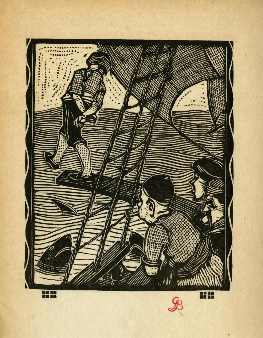 1767: GUSTAVE BAUMANN - Pirates! Act 08 - A Case of