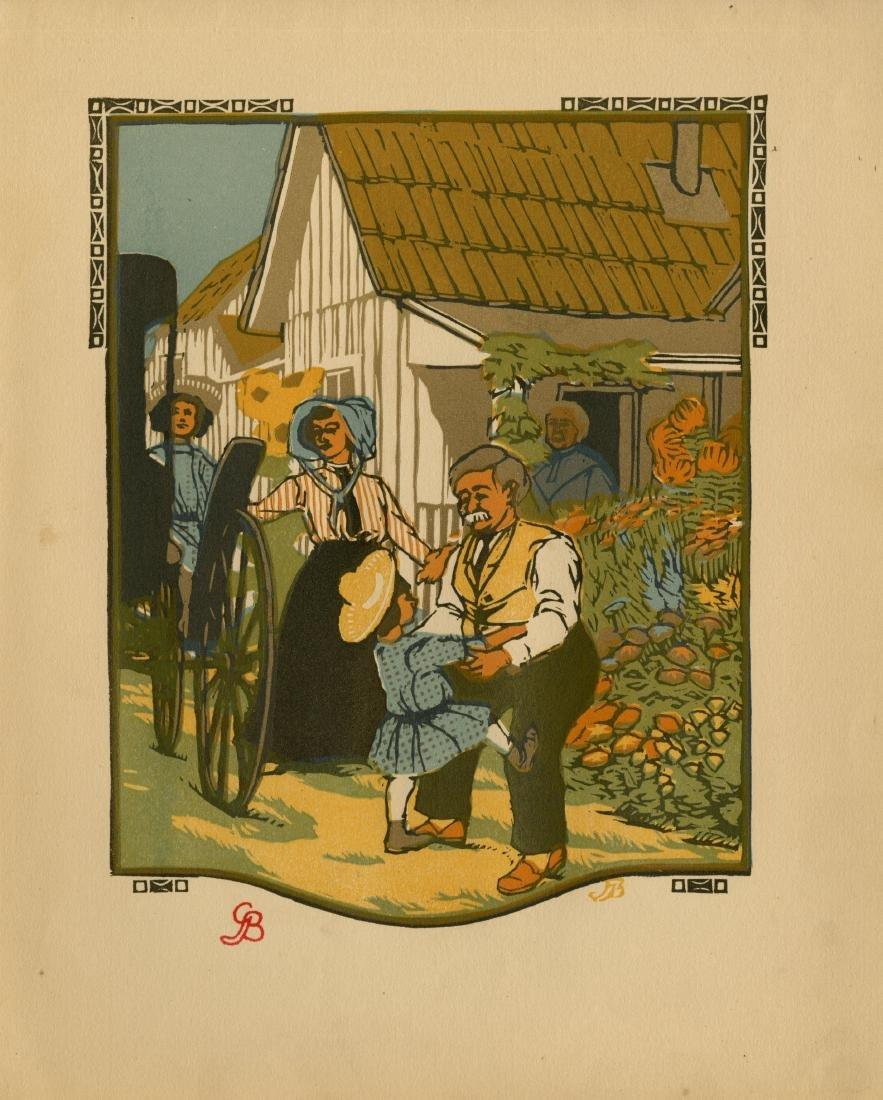 1848: GUSTAVE BAUMANN - September