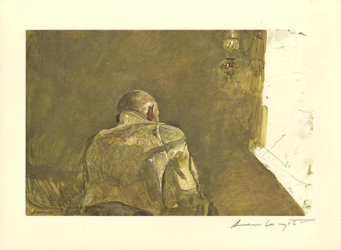 1867: ANDREW WYETH - Spring Sun