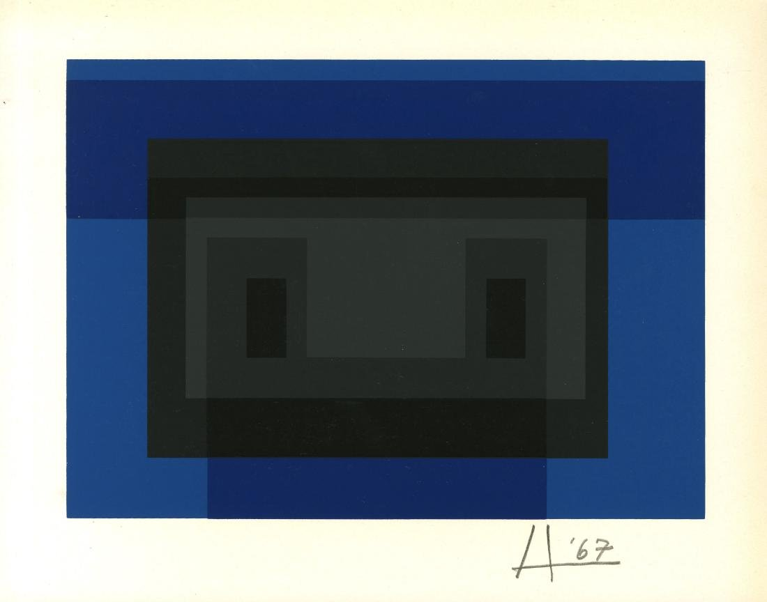 1951: JOSEF ALBERS - Variant VII