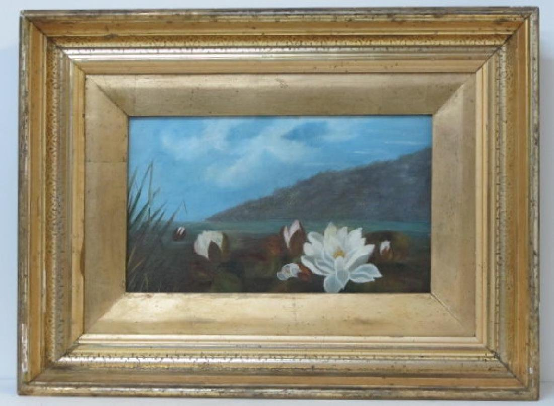 28: JOHN LAFARGE - Water Lilies