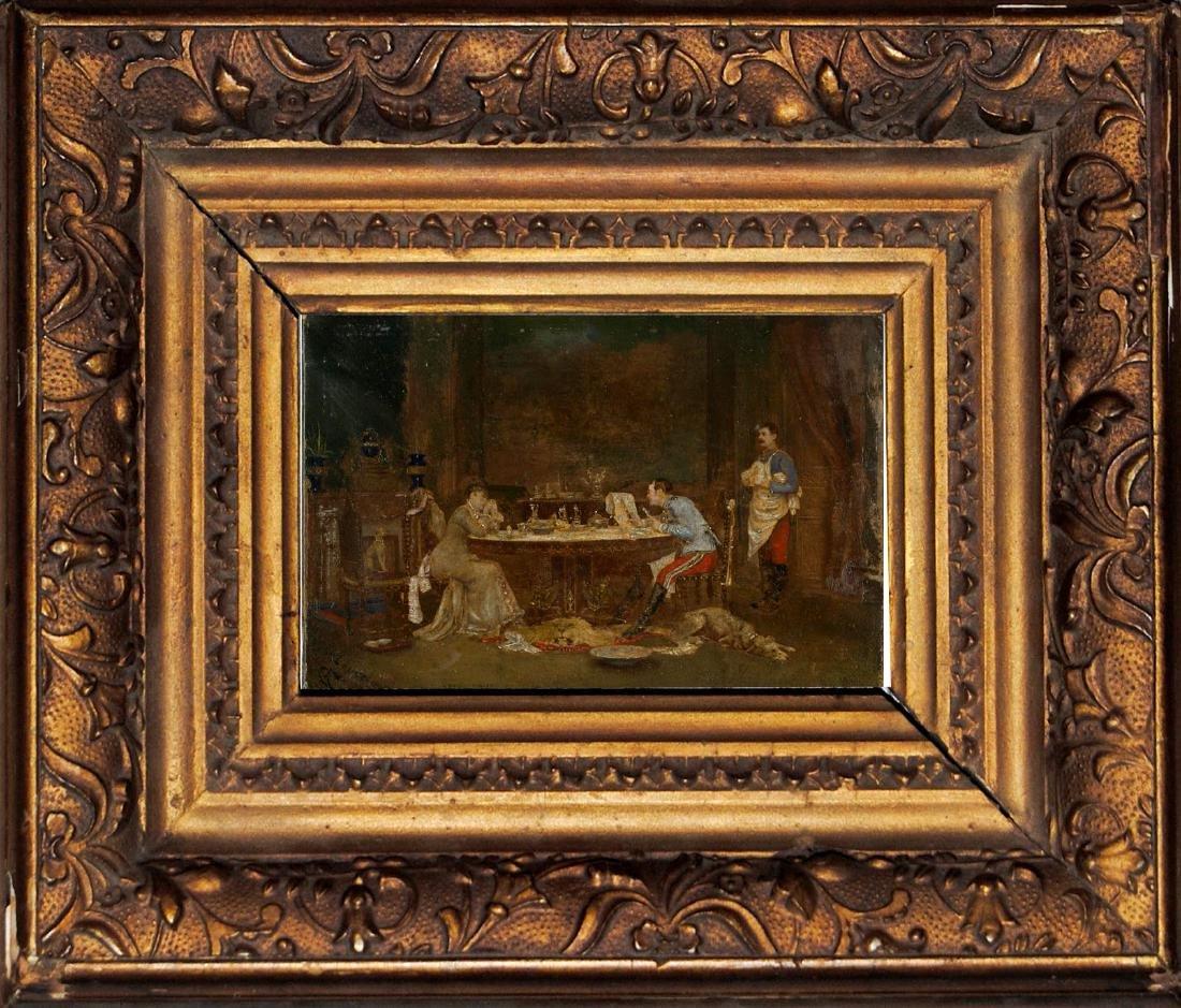 50: LOUIS AUGUSTE GEORGES LOUSTAUNAU - Un mariage de