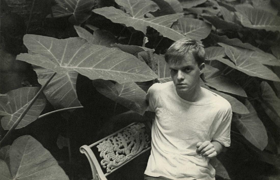 56: HENRI CARTIER-BRESSON - Truman Capote