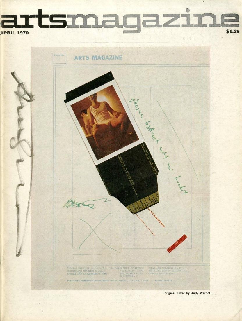 66: ANDY WARHOL - Travel Piece